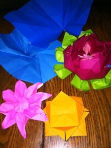 Origami-astic