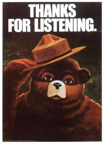 Smokey - thanks-for-listening