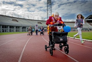 Old-lympic Hopeful--my dreams of running in the Olympics aren't necessarily dead!  Check the story out at: http://www.olympischstadion.nl/en/53_news/?news_id=2028