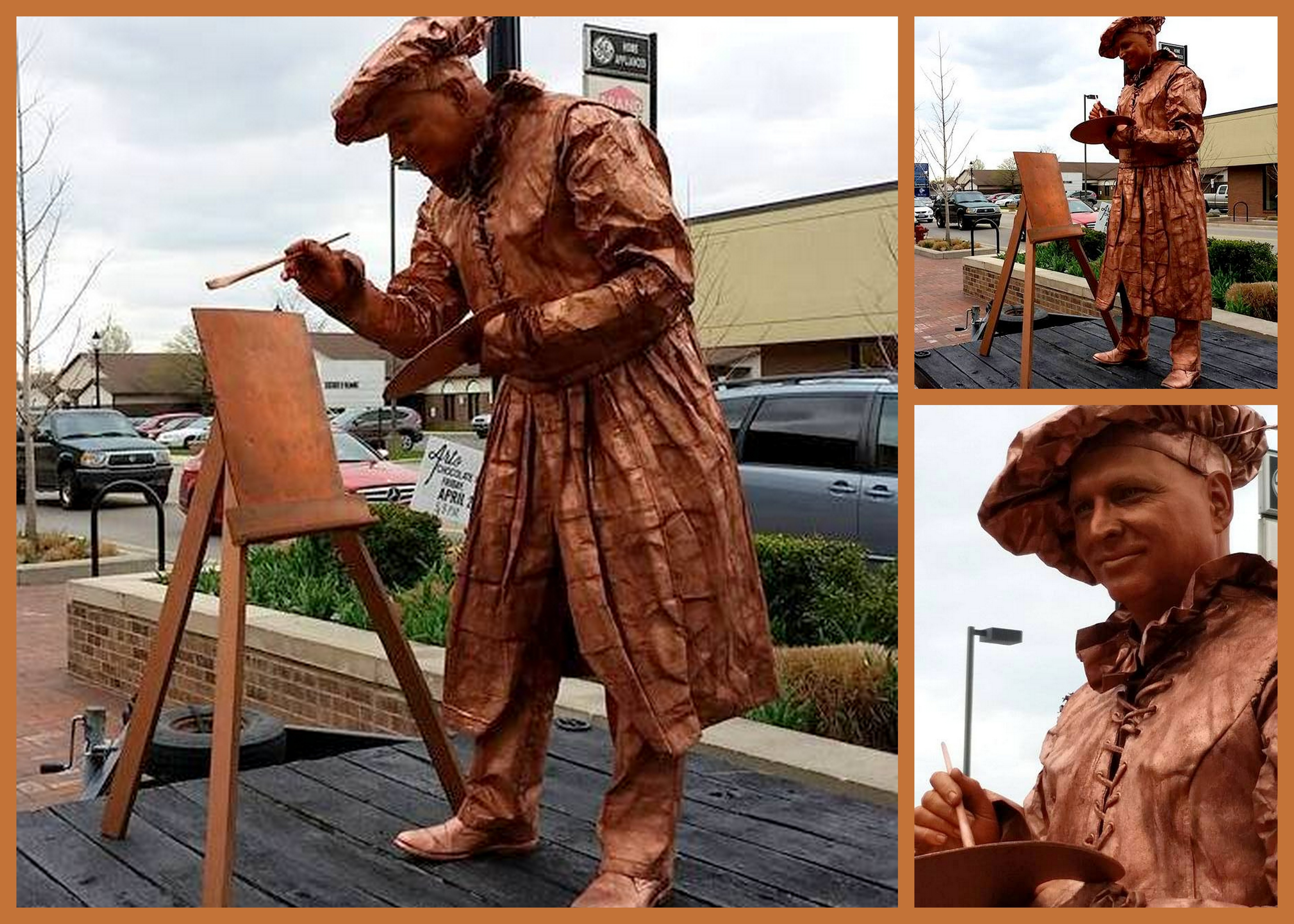 Copper Man