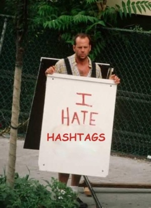 I Hate Hashtags