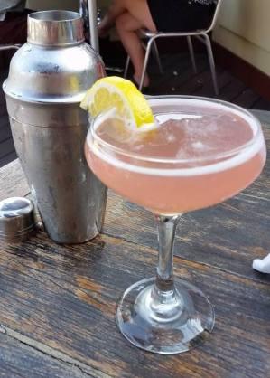 Sexy Leg Martini