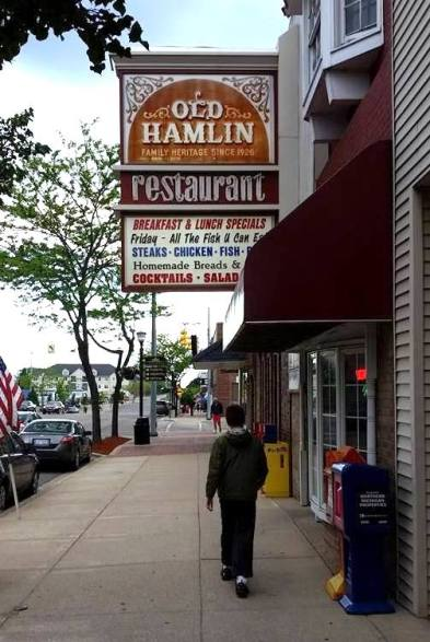 The Old Hamlin Restaurant