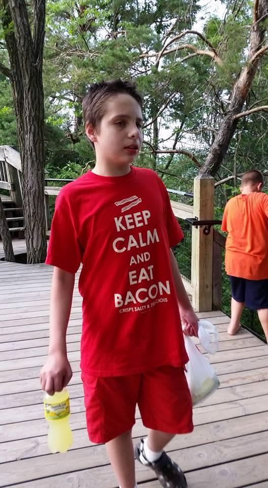 Saug - Eat Bacon