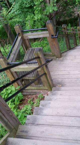 Saug - Vertiginous Climb