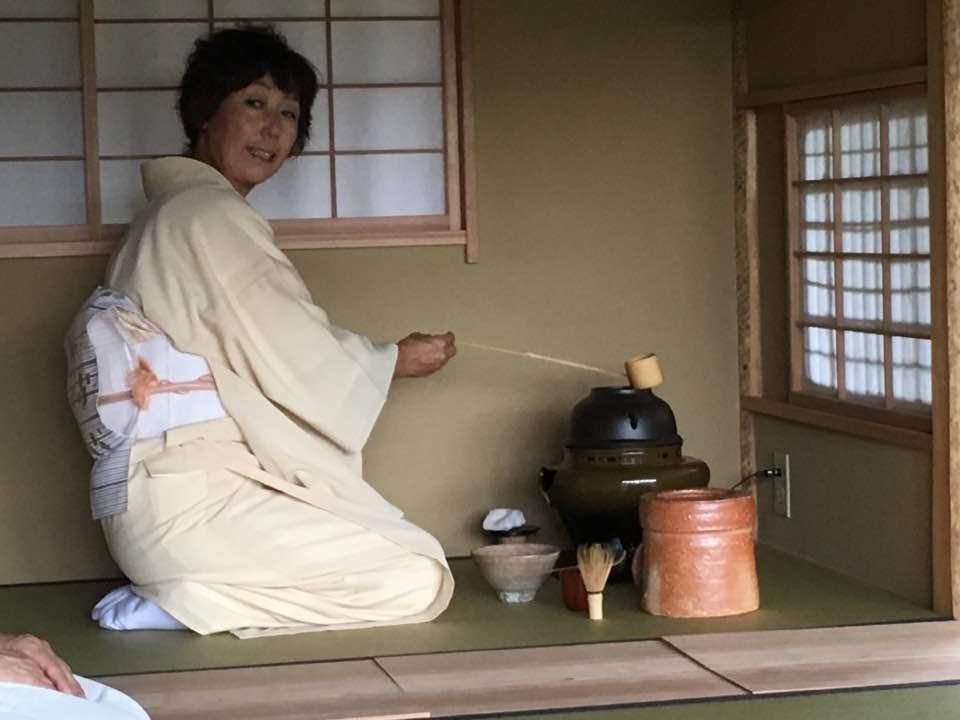 Yumiko Narita - Hostess