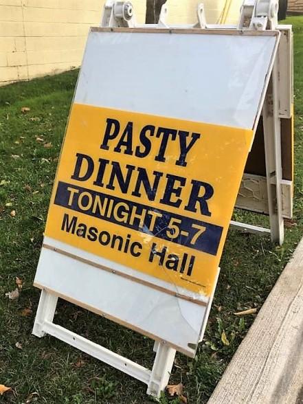 Masonic Pasty