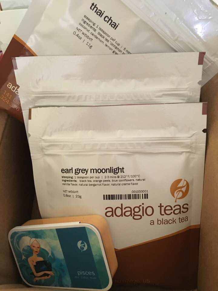 Adagio - Box package