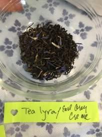 TeaLyra - Earl Grey Creme