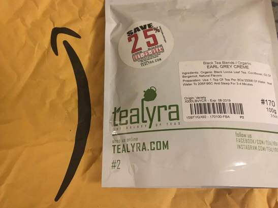 TeaLyra Packaging