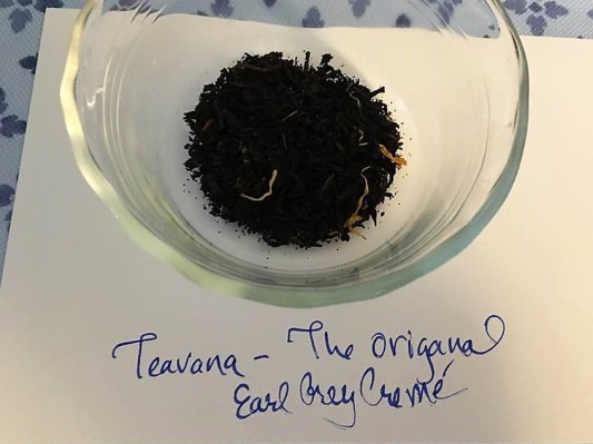 Teavana Sample