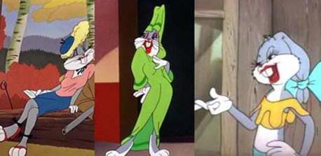 Bugs Bunny Drag
